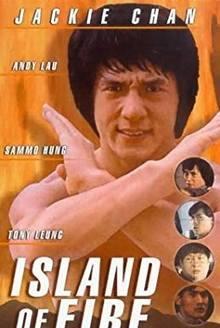 Đảo Lửa - Phim hay Thành Long