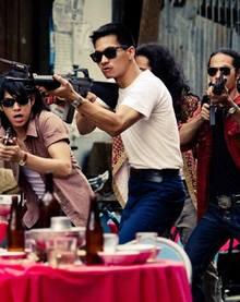 Phim Võ Thuật Xã Hội Đen Hong Kong