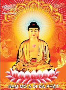 Niệm Phật 6 chữ Nam Mô A Di Đà Phật - Thầy Thích Trí Thoát