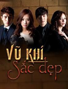 Vũ Khí Sắc Đẹp - Phim Hàn Quốc Hay