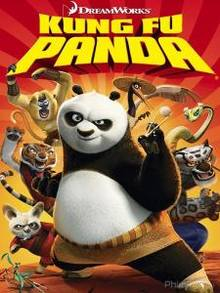 Kung Fu Panda - Gấu Trúc Panda 1