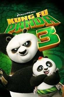 Kung Fu Panda - Công Phu Gấu Trúc 3