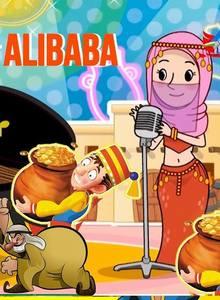 Alibaba - Ca Nhạc Thiếu Nhi hay Cho Bé