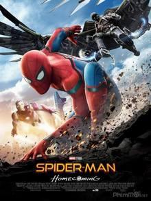 NGƯỜI NHỆN - TRỞ VỀ NHÀ - SPIDER MAN HOMECOMING