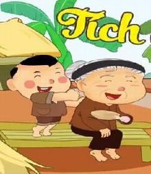 Cậu Bé Tích Chu - Truyện Cổ Tích Việt Nam