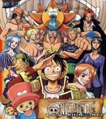 Đảo Hải Tặc - Vua Hải Tặc One Piece Anime