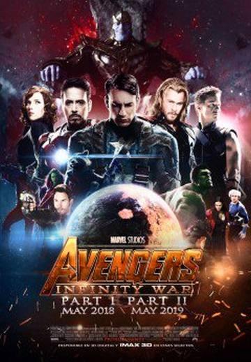 Avengers 3 - Cuộc Chiến Vô Cực - Infinity War 2018