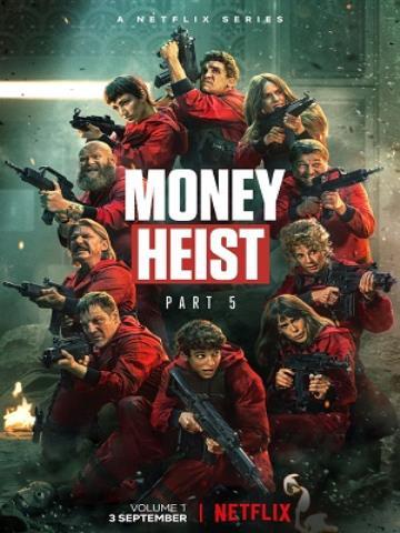 Phi Vụ Triệu Đô phần 5 - Money Heist Season 5
