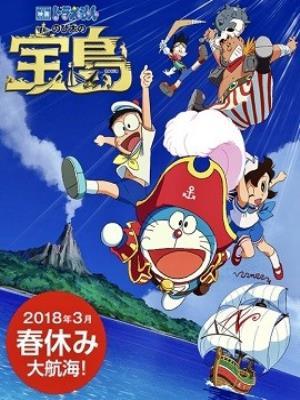 doraemon-nobita-va-dao-giau-vang