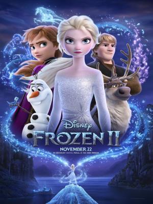 Nữ Hoàng Băng Gía 2 - Frozen 2